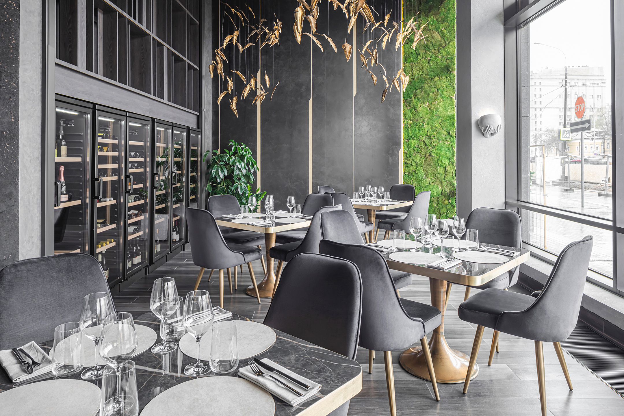 Добавлен Чек Поинт Touch Chef's place & bar